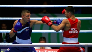 Gateshead boxer McCormack qualifies for Rio Olympics