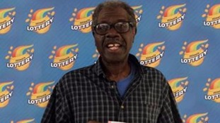 Man named Mr Gambles wins lottery for second time - with the exact same numbers