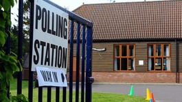 EU Referendum results in South East of Meridian region