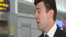 Andy Burnham 'It hasn't been a very good debate'