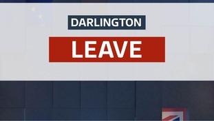 Darlington Leave graphic
