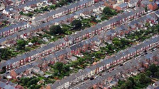 Aerial view of Hartlepool