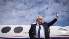 Defining moment in career of Boris Johnson?