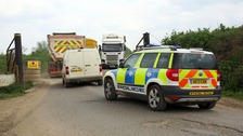 Human head found in Cambridgeshire confirmed as male
