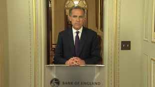 Mark Carney: Expect market and economic volatility after Brexit