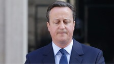 Prime Minister David Cameron to resign after Brexit vote