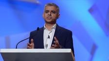 London mayor's message to global business: Don't panic!