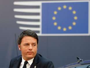 Italy's Prime Minister Matteo Renzi said the EU must become 'more human' in the aftermath of Britain's exit.