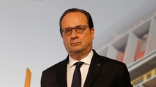 President Francois Hollande will chair the meeting.