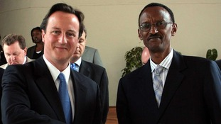 Cameron Kagame