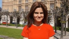 Inquest hears Jo Cox died from multiple stab and gunshot wounds