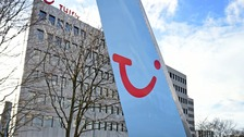 TUI are based in Luton.