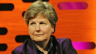 Sandi Toksvig, during the recording of The Graham Norton Show in 2011