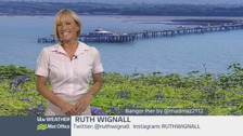 Wales Weather: A battle between sunshine and showers!