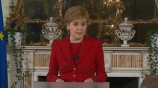 Sturgeon: Second independence referendum highly likely