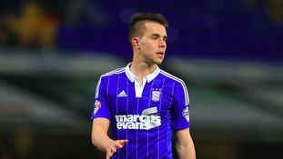 Ipswich Town's Jonas Knudsen would have to apply for a work permit if he wanted to join a British club.