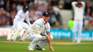 Stokes steps up rehabilitation after knee surgery