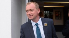 Tim Farron: 'I worry about farmers in our community'