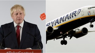 Ryanair have launched the sale following the referendum result.