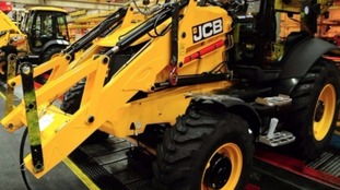 The JCB Chairman Lord Bamford has said the business community must look to the future