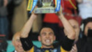 Man-of-the-match Kevin Sinfield