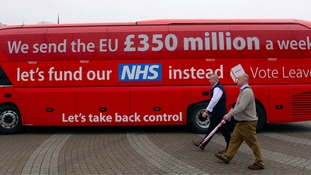 Vote Leave battle bus