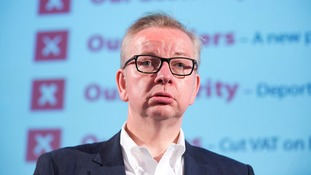 Michael Gove is a former journalist.