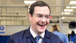 George Osborne has seemingly been damaged by his ties to the PM.