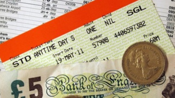 Train fares
