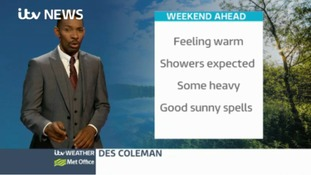Des Coleman has your East Midlands weather forecast