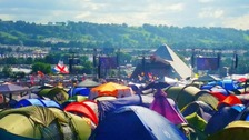 Glastonbury gallery - the first full day of festival