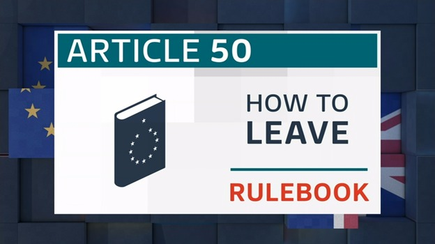 Article 50: the rule-book for exiting the EU - ITV News