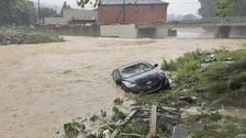 Twenty dead in West Virginia's worst flooding in century