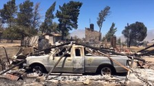 Californian wildfire sparks state of emergency