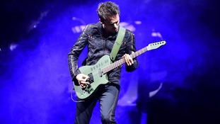 Muse score Glastonbury hat-trick on Pyramid stage