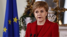 Scottish cabinet due to hold emergency Brexit meeting