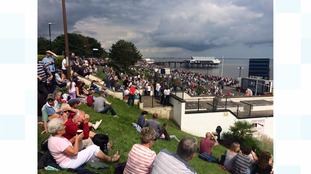 National Armed Forces day in Cleethorpes