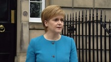 Sturgeon: Scotland to seek 'immediate' discussions with Brussels