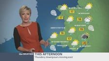 Wales Weather: Dry overnight, rain arriving tomorrow
