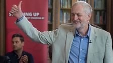 Corbyn faces growing unease after EU referendum defeat