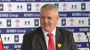WRU confirm talks over Gatland taking Lions job
