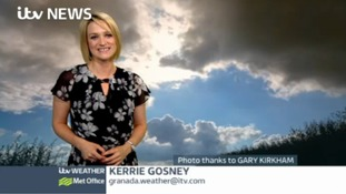 Saturday evening weather update with Kerrie