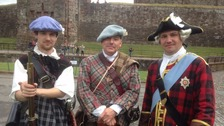 Carlisle Castle back under siege centuries on