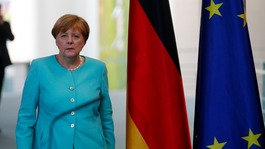 Merkel: We must stop other countries fleeing the EU