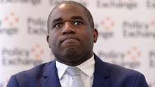 MP David Lammy calls on Parliament to defy Brexit result
