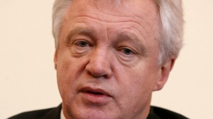 Former shadow home secretary David Davis.