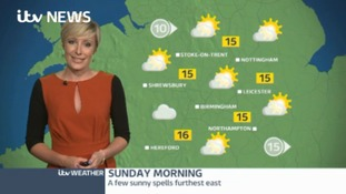 Midlands Weather: A few sunny spells