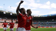 Wales beat Northern Ireland to book Euro 2016 quarter final spot