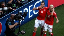 Wales through to Euro 2016 quarter-finals