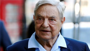 Investor George Soros: the disintegration of the EU is 'practically irreversible'